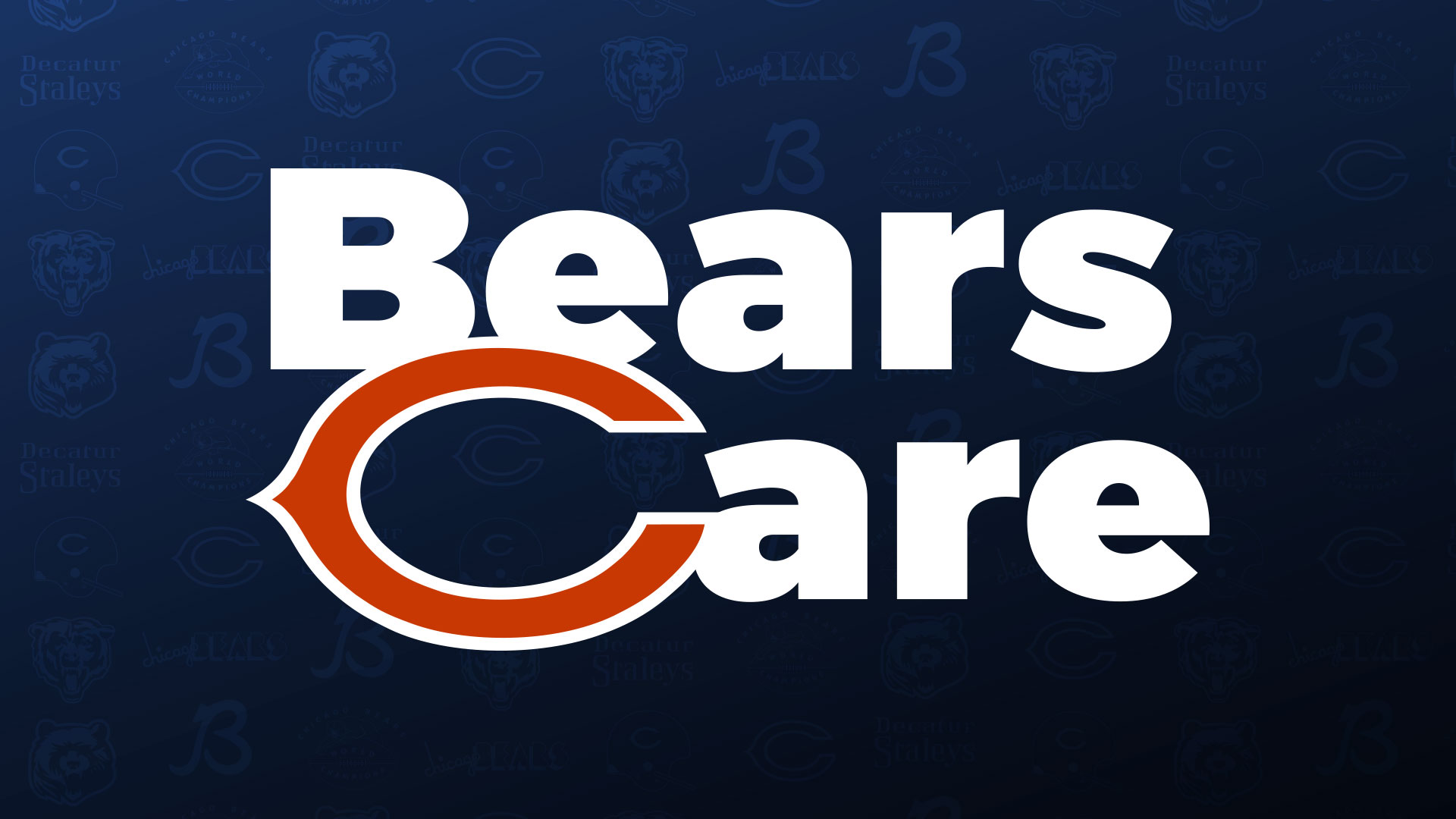 Bears Care Closeout Sale