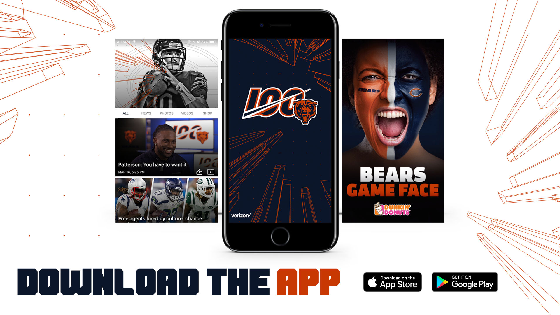 Chicago Bears Official Mobile App