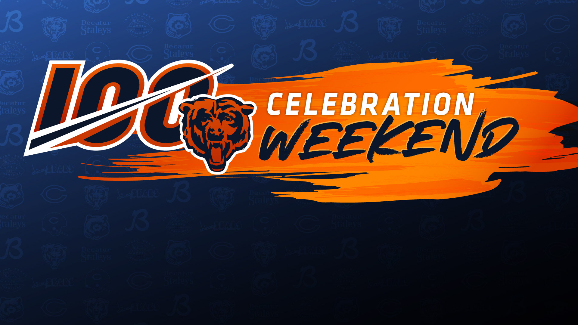 Bears100 Celebration Weekend