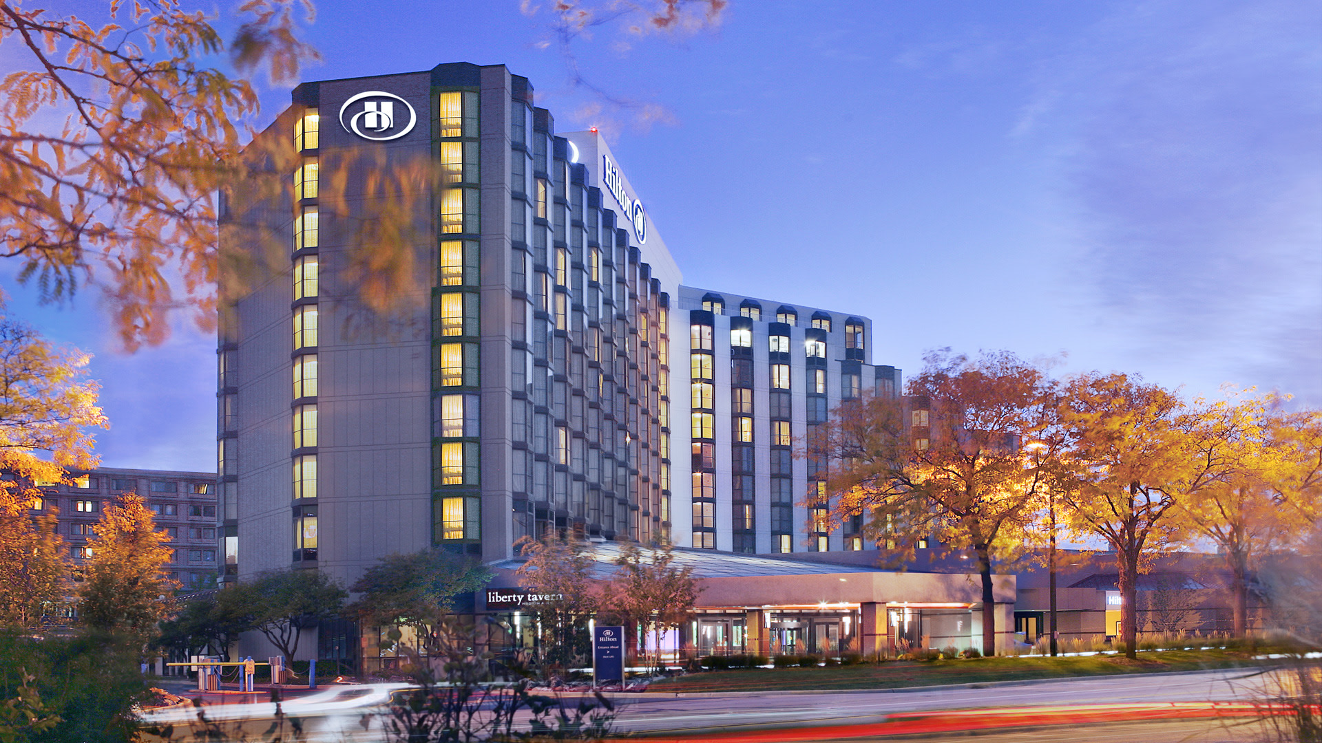 Hilton Rosemont