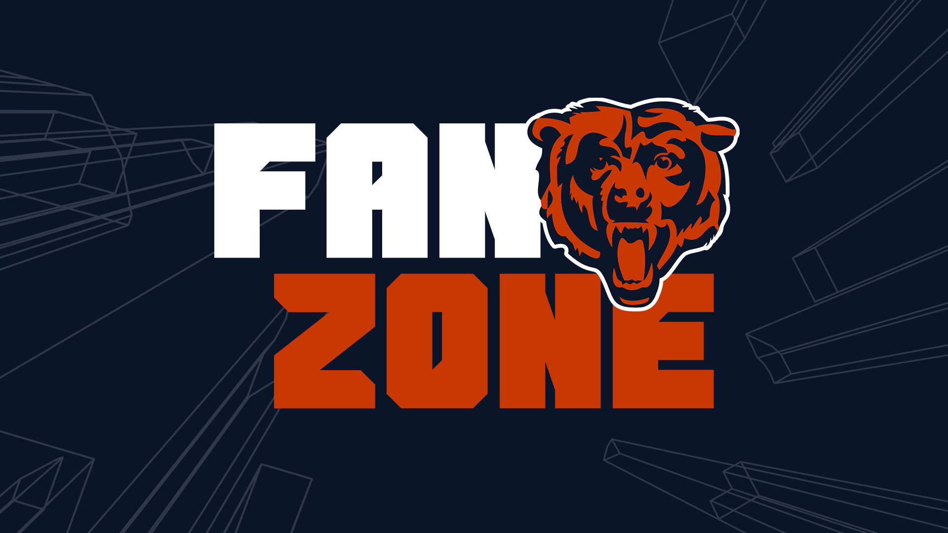 Chicago Bears Fan Zone