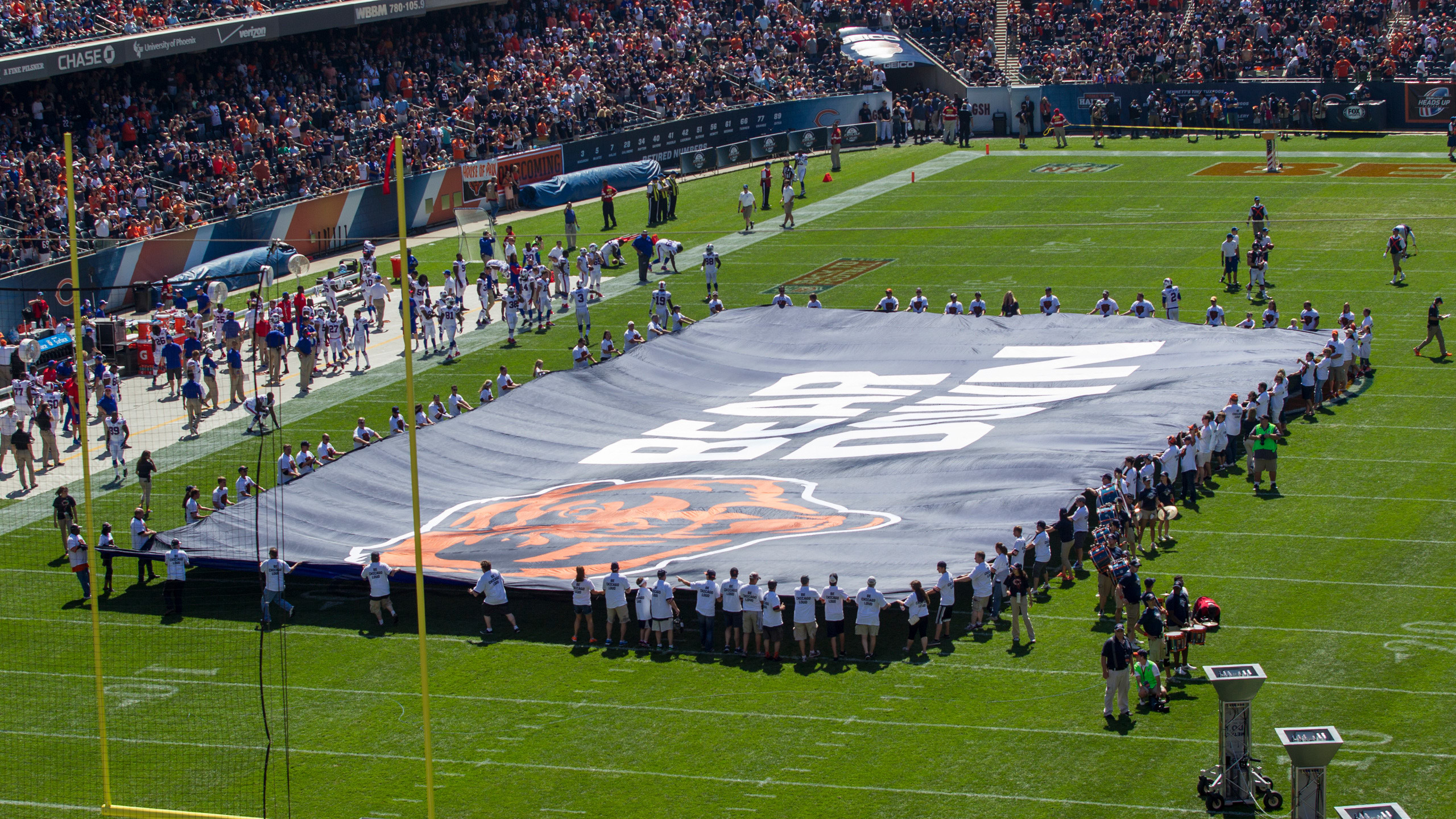 Tickets | Chicago Bears Official Website