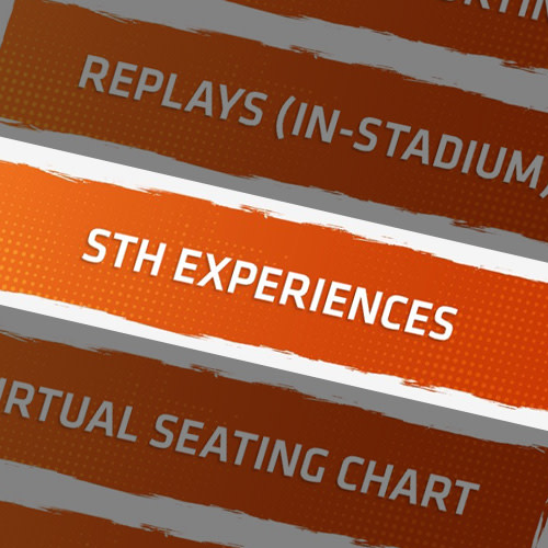 sth experiences chicago bears official website
