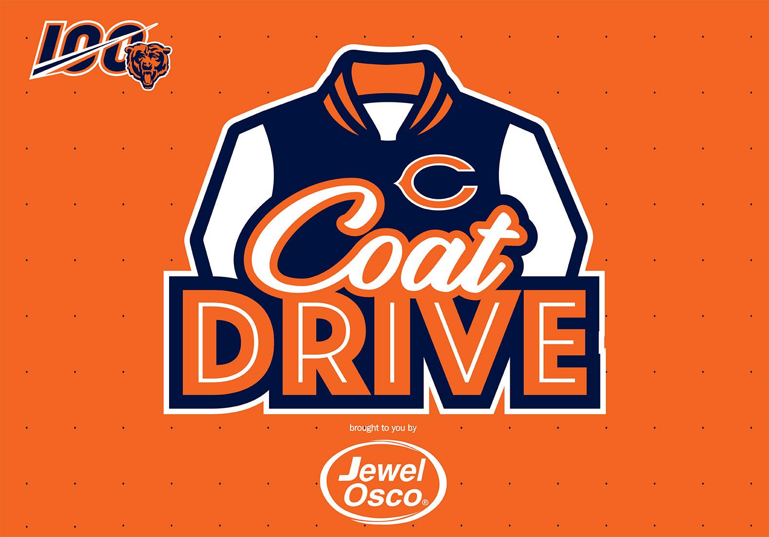Chicago Bears/Jewel-Osco Coat Drive