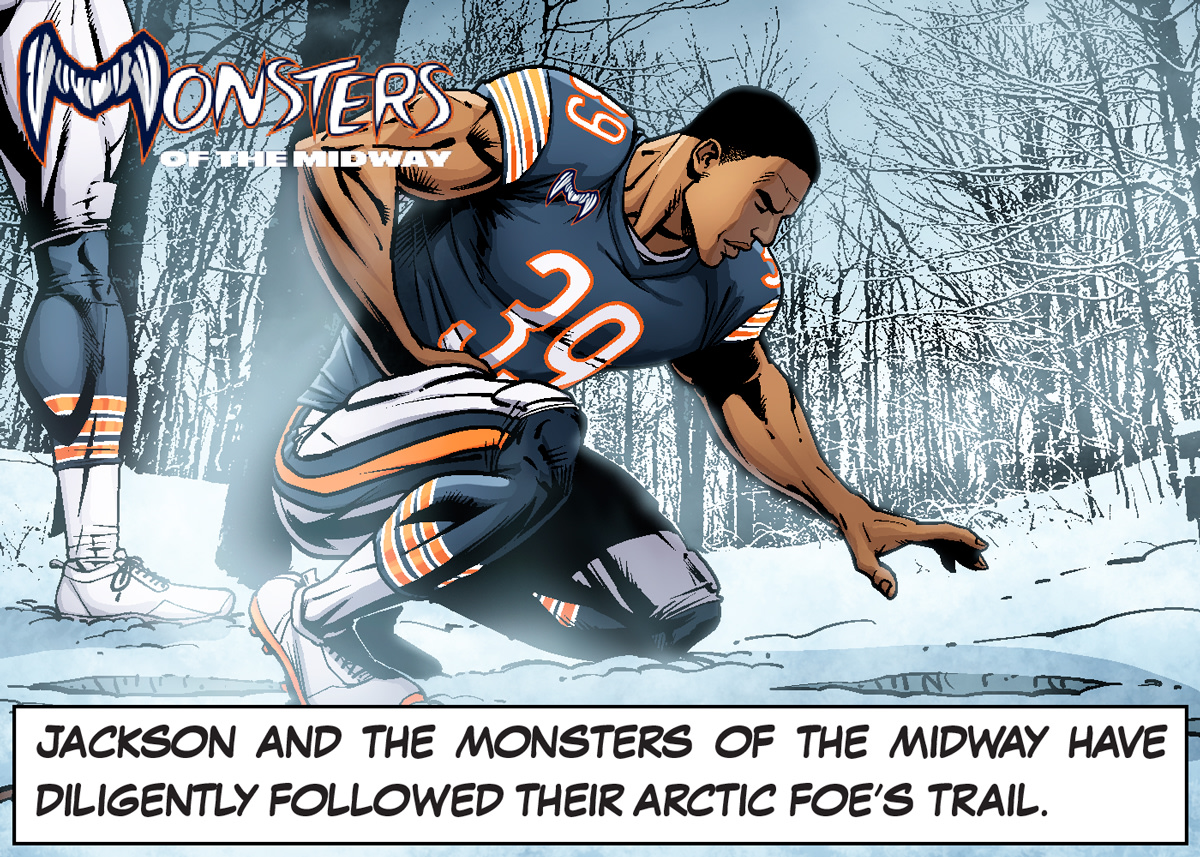 sports shoes ca233 2ee4c Monsters of the Midway 2018 | Chicago Bears Official Website