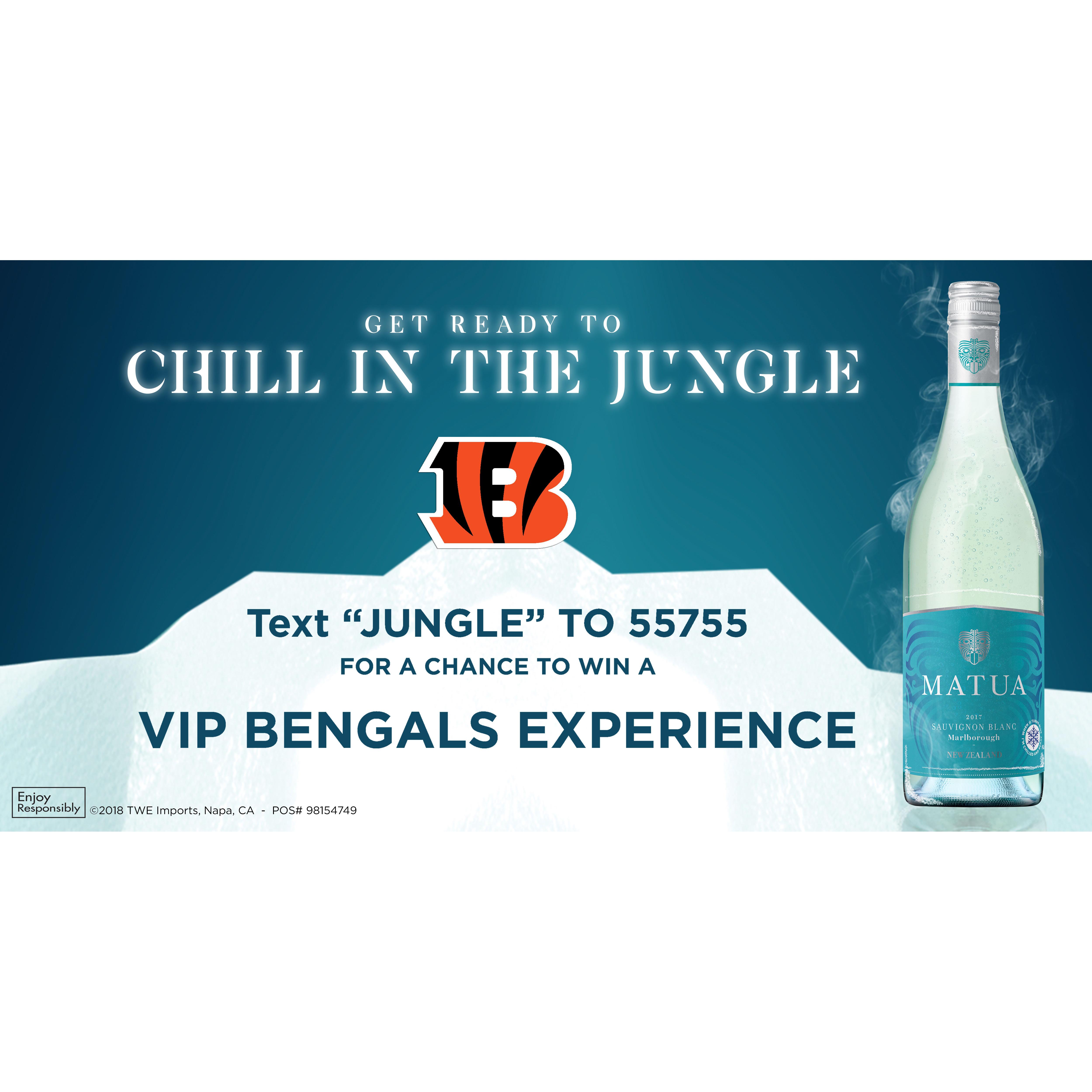 Chill In The Jungle