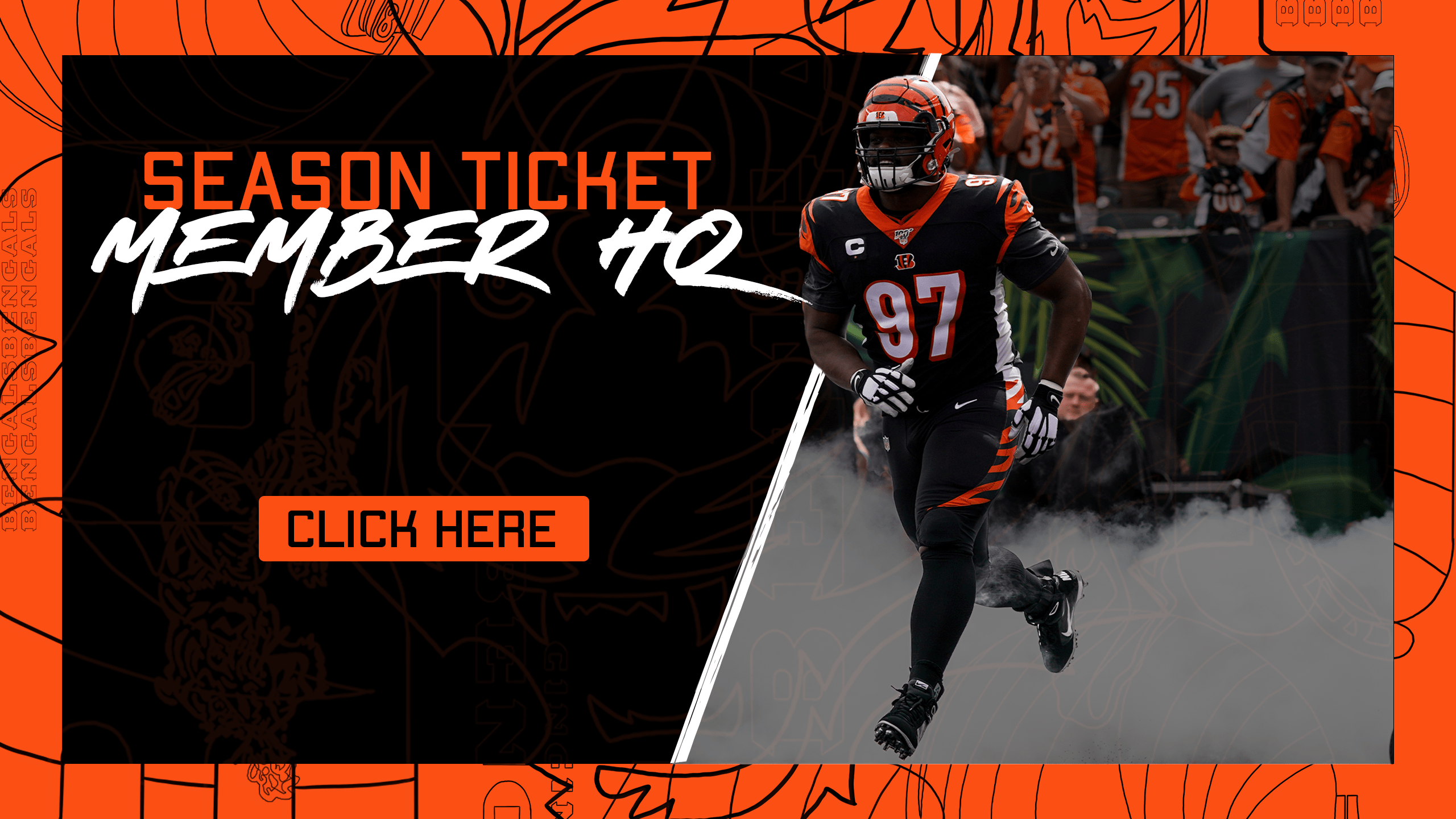 Season Ticket Member HQ