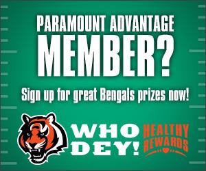 Paramount Advantage - Who Dey Healthy Rewards