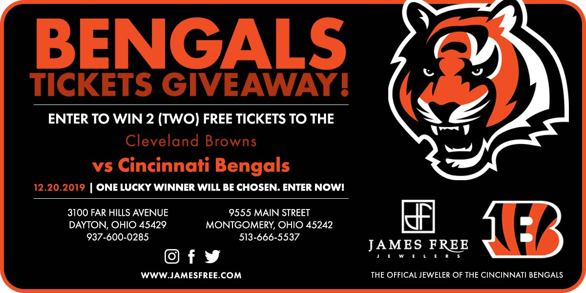 James Free Jewelers Ticket Giveaway