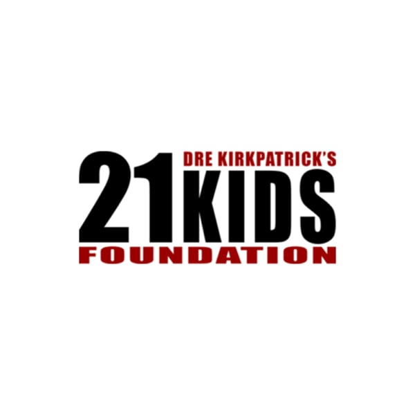Dre Kirkpatrick's 21 Kids Foundation