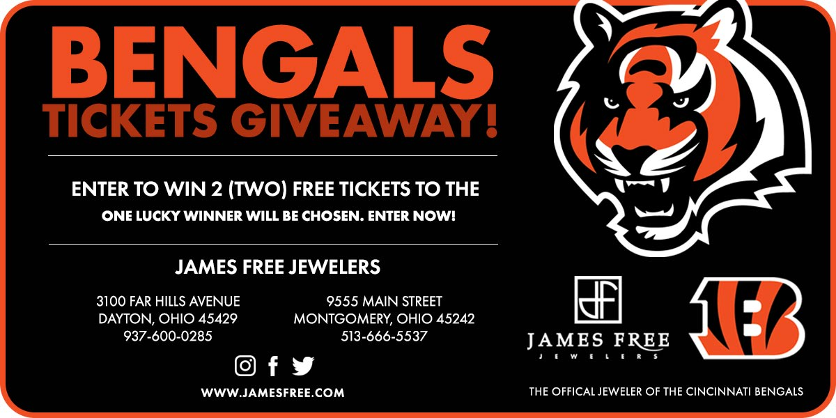 James Free Jewelers Ticket Giveaway