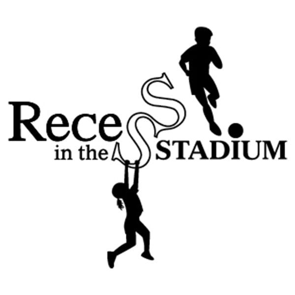 Recess in the Stadium