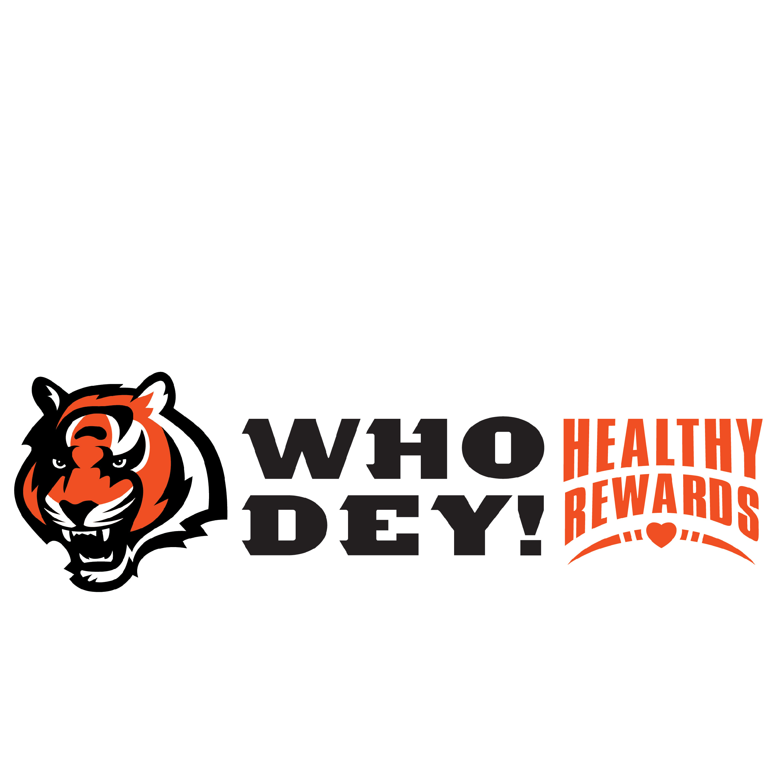 Who Dey Healthy Rewards