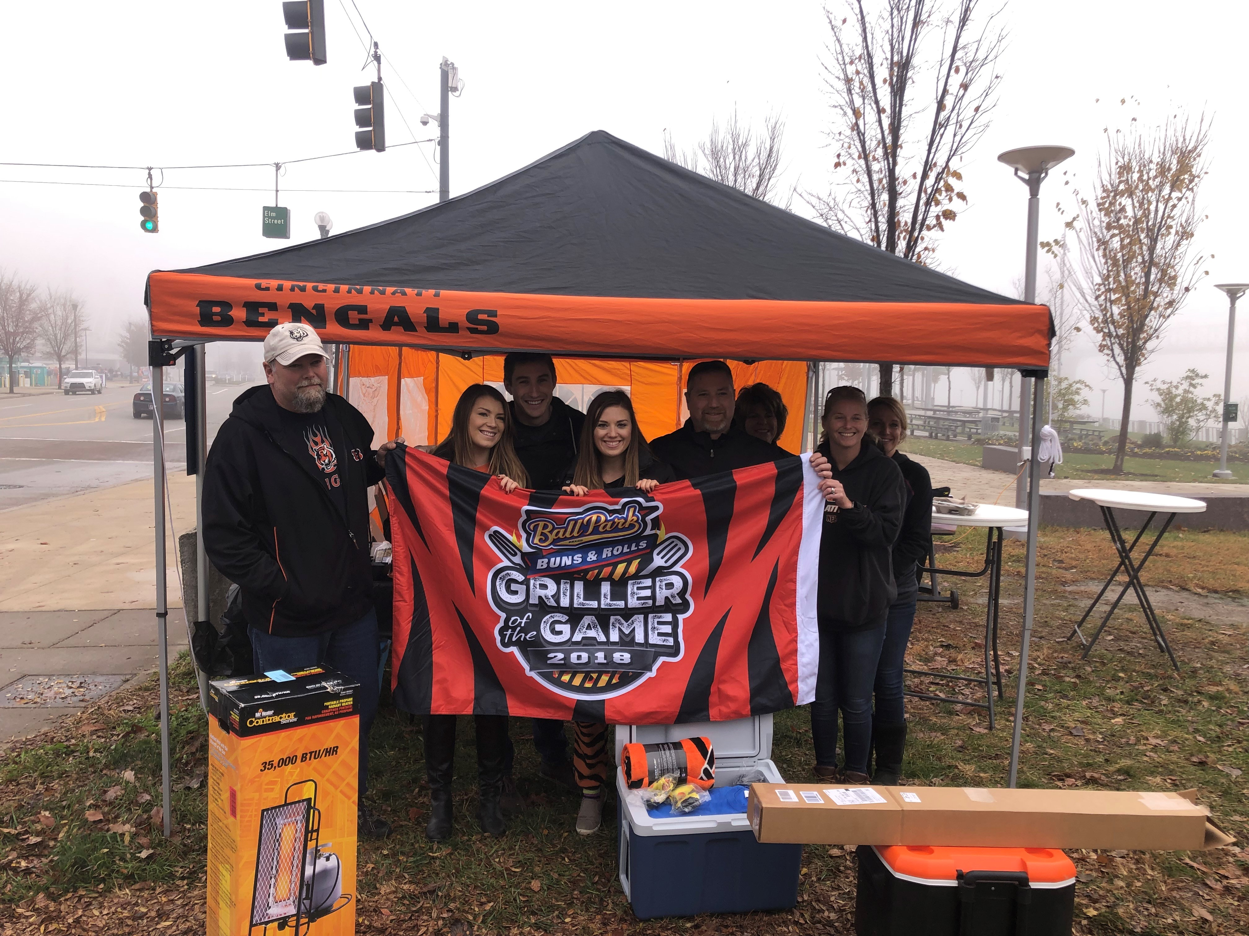 11/25 - Browns Griller of the Game