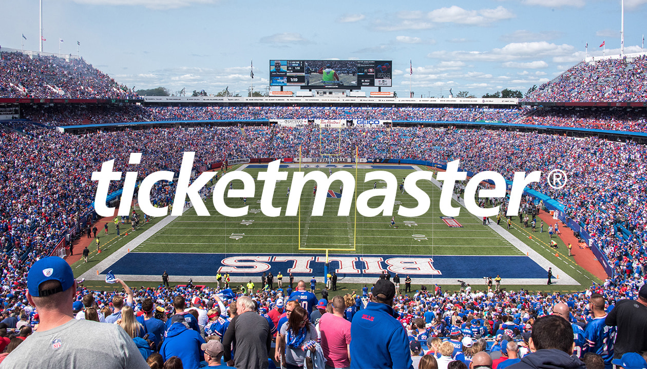 Sell Tickets with Ticketmaster
