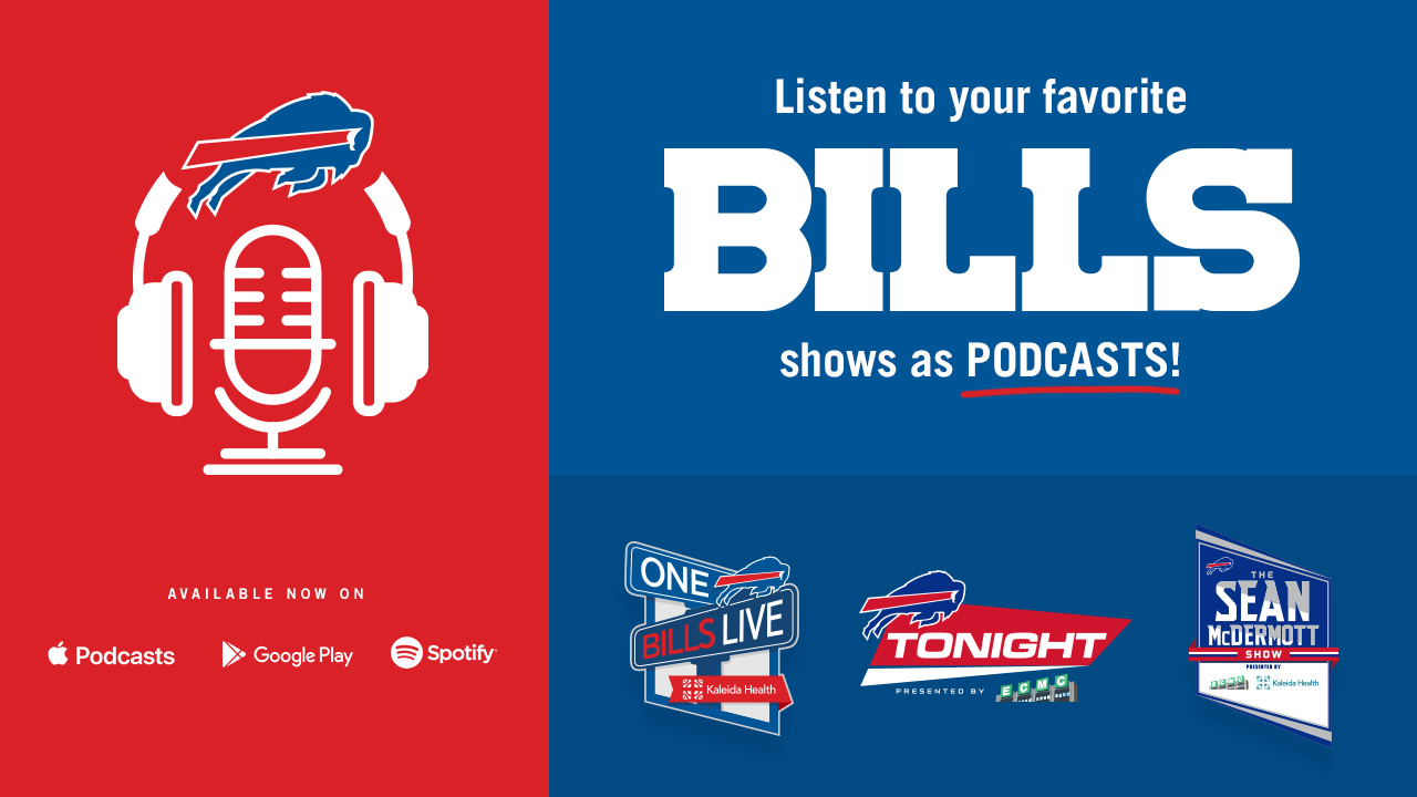 Bills Podcasts