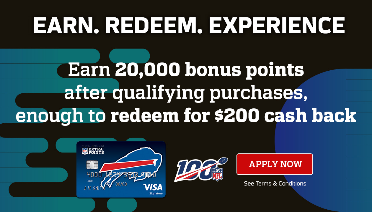 Official Rewards Credit Card