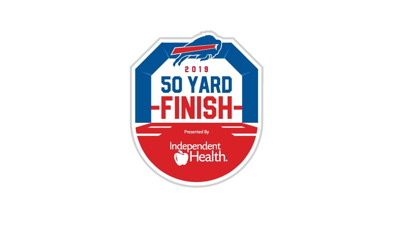 50 Yard Finish