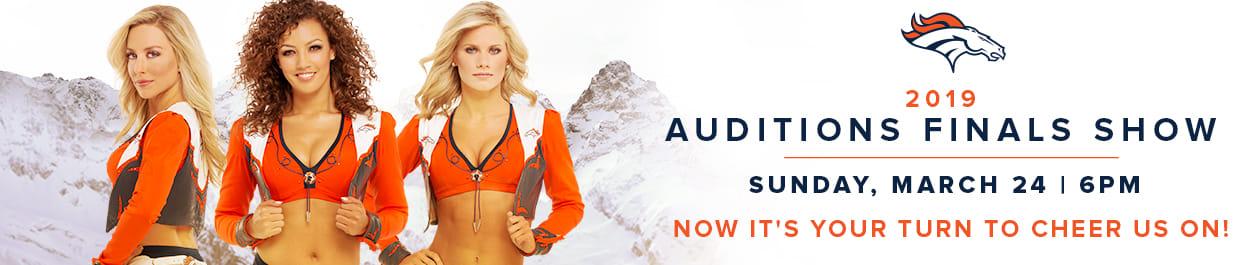 Dear Prospective Denver Broncos Cheerleaders,