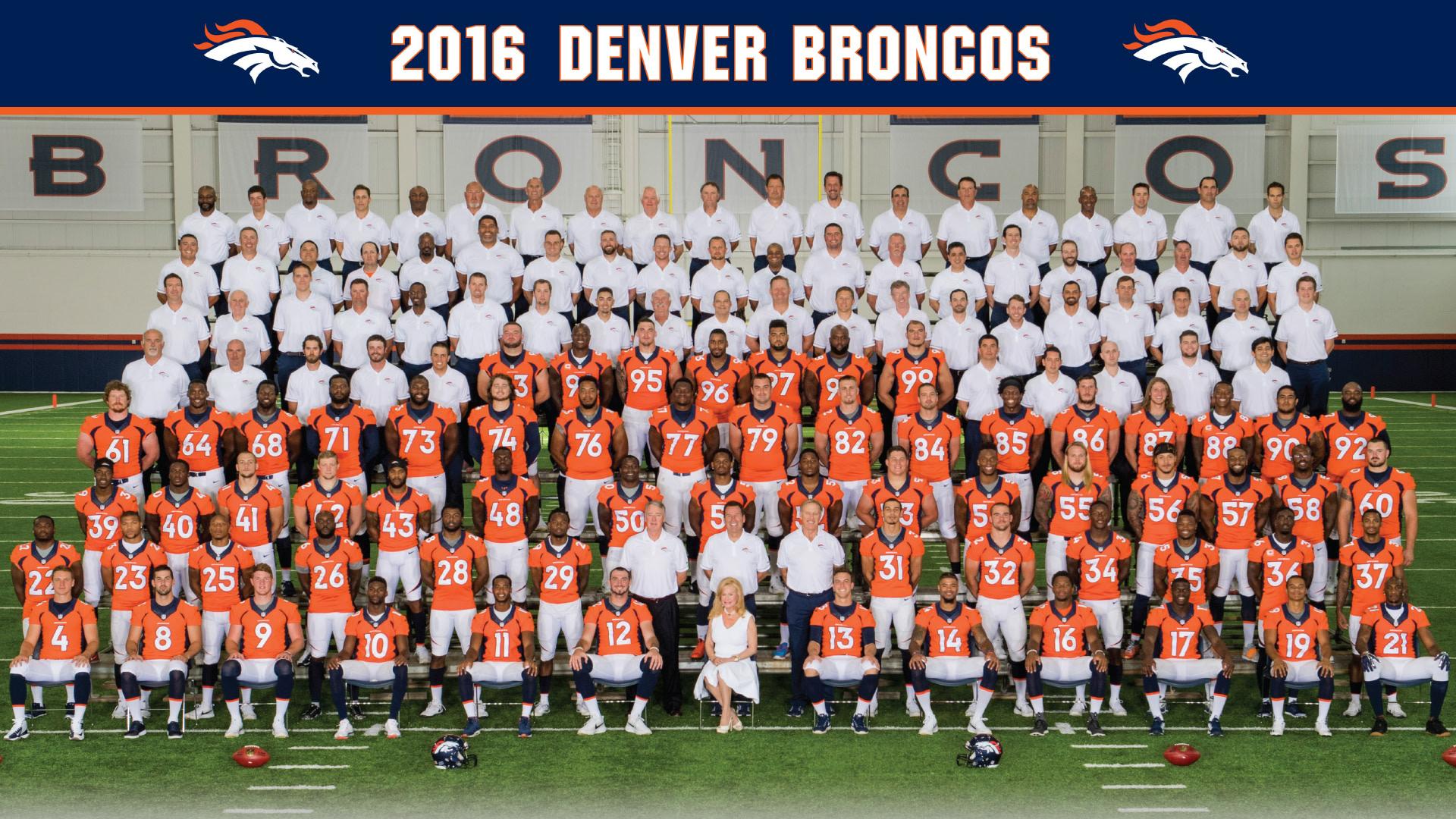 2016 Denver Broncos