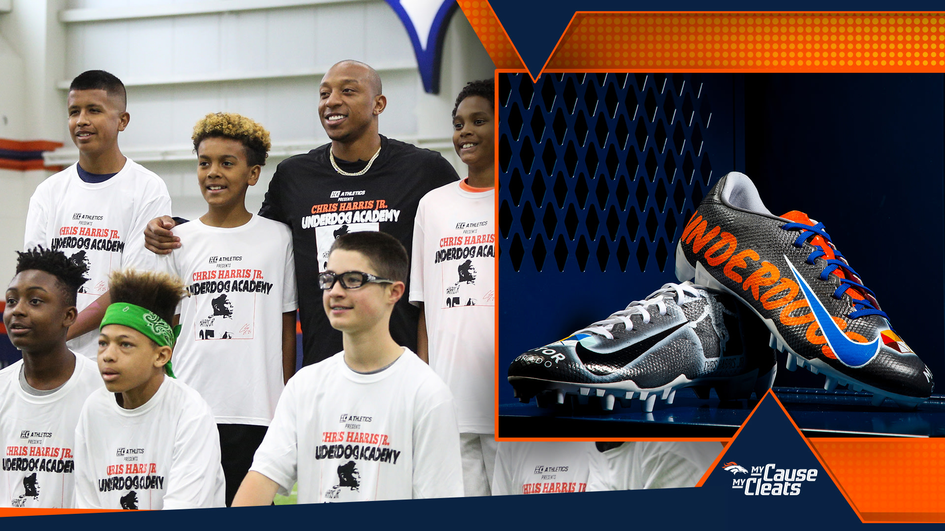 CHRIS HARRIS JR. FOUNDATION