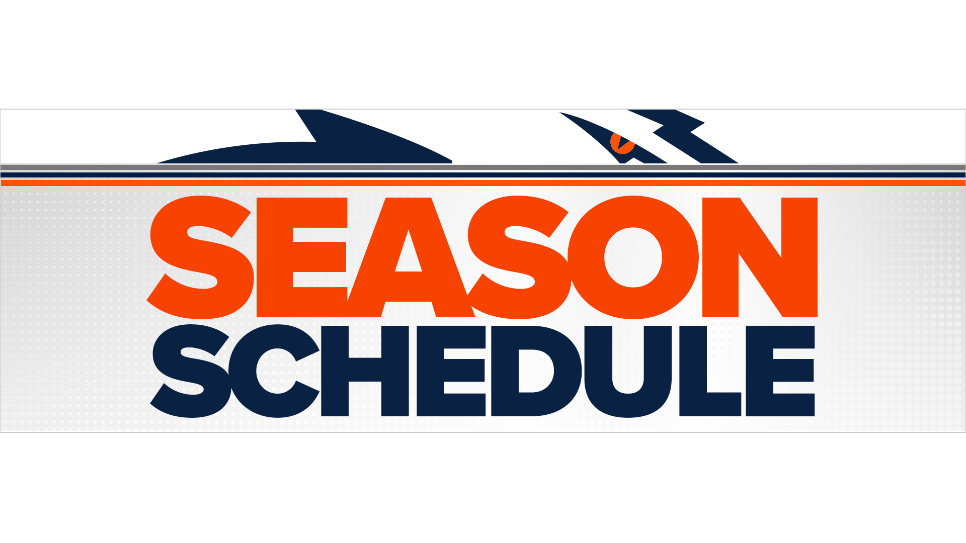 photo relating to Nfl Week 7 Printable Schedules named Denver Broncos Plan Denver Broncos