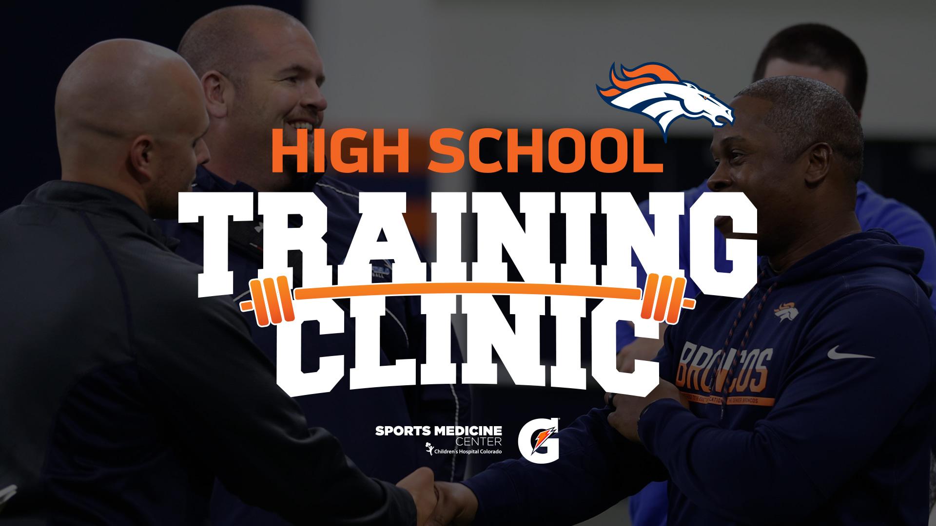 Coaches Training Clinic