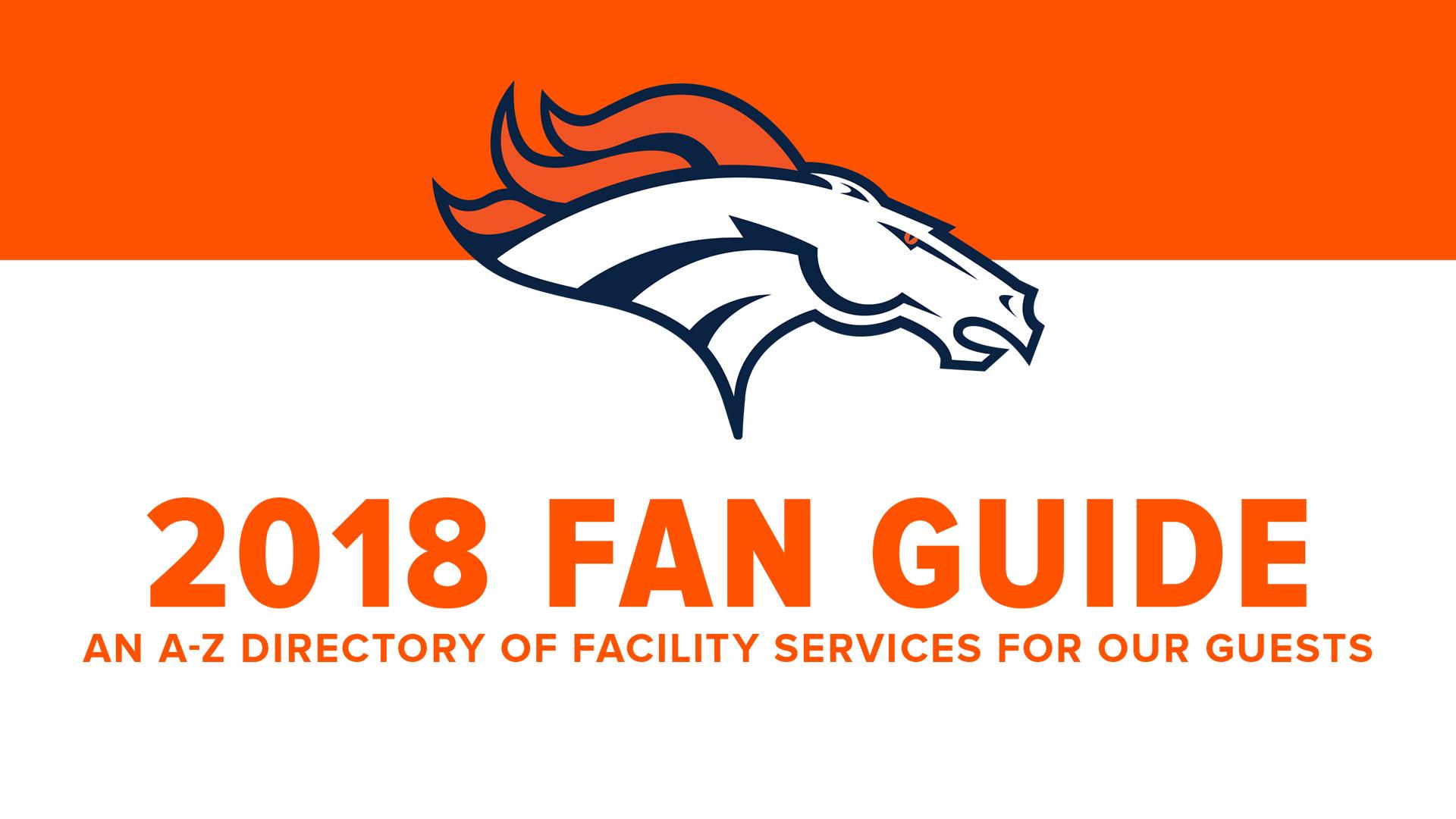 2018 Fan Guide