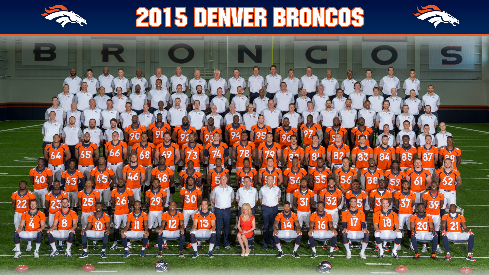 2015 Denver Broncos