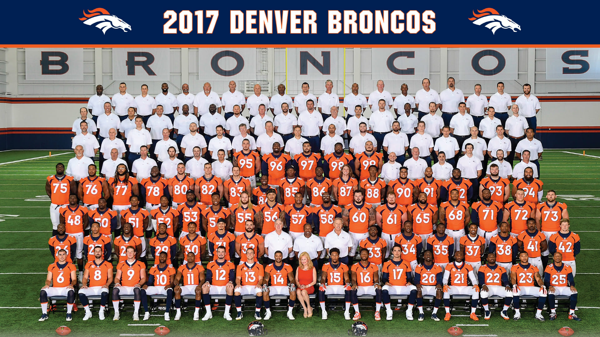 2017 Denver Broncos