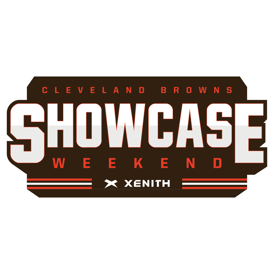 Cleveland Browns Showcase Weekend