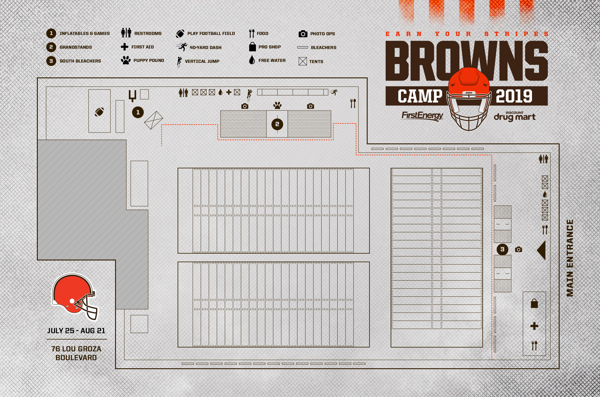 Browns 2019 Training Camp | Cleveland Browns