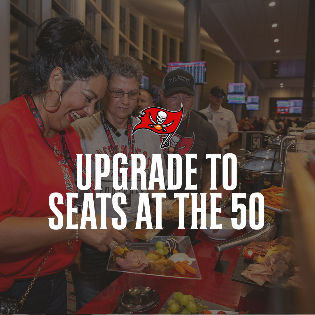 Upgrade to Seats at the 50 for a game in 2020