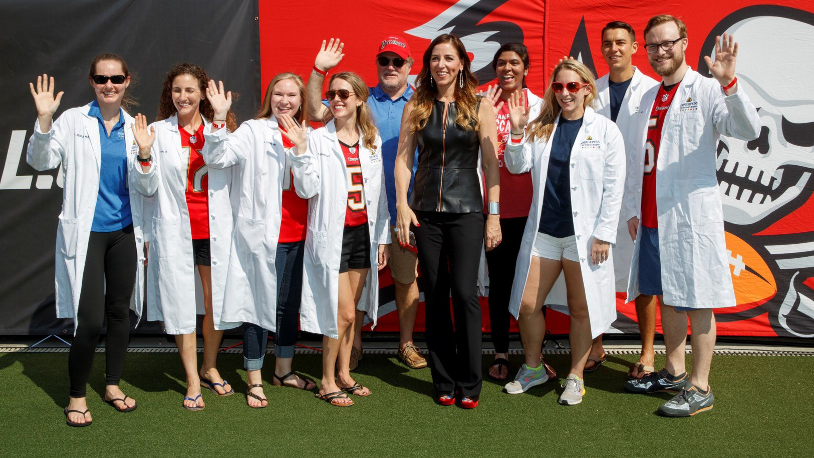 Tampa Bay Buccaneers Foundation Neurological Residency Rotation and Ophthalmology Fund