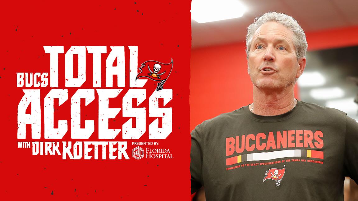 Bucs Total Access w/ Dirk Koetter