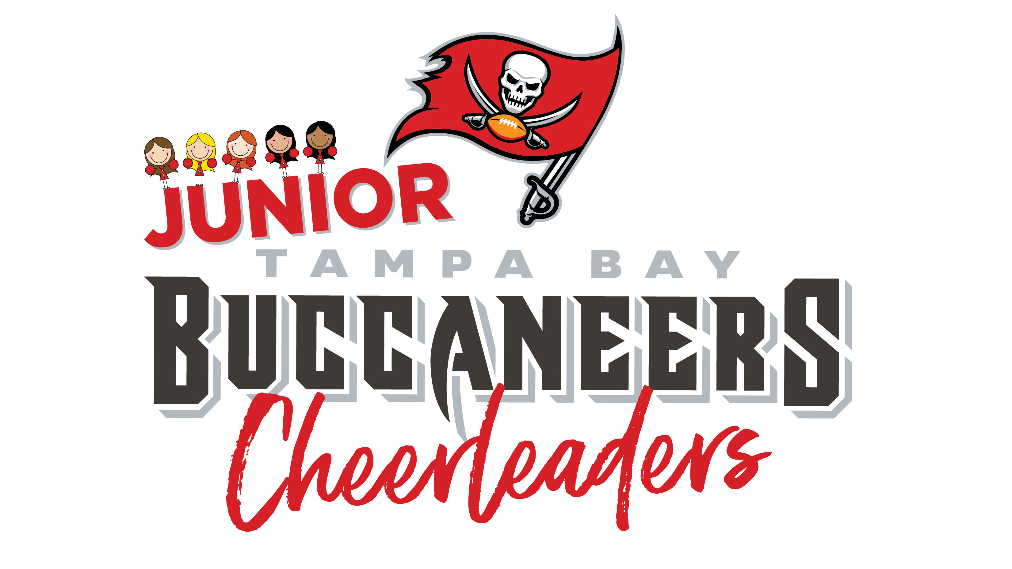 Junior Bucs Cheerleaders