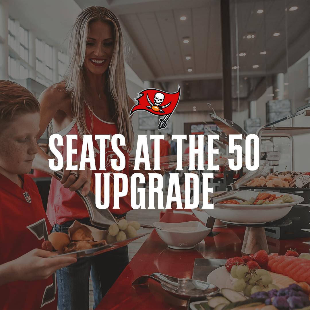 Seats at the 50 Upgrade