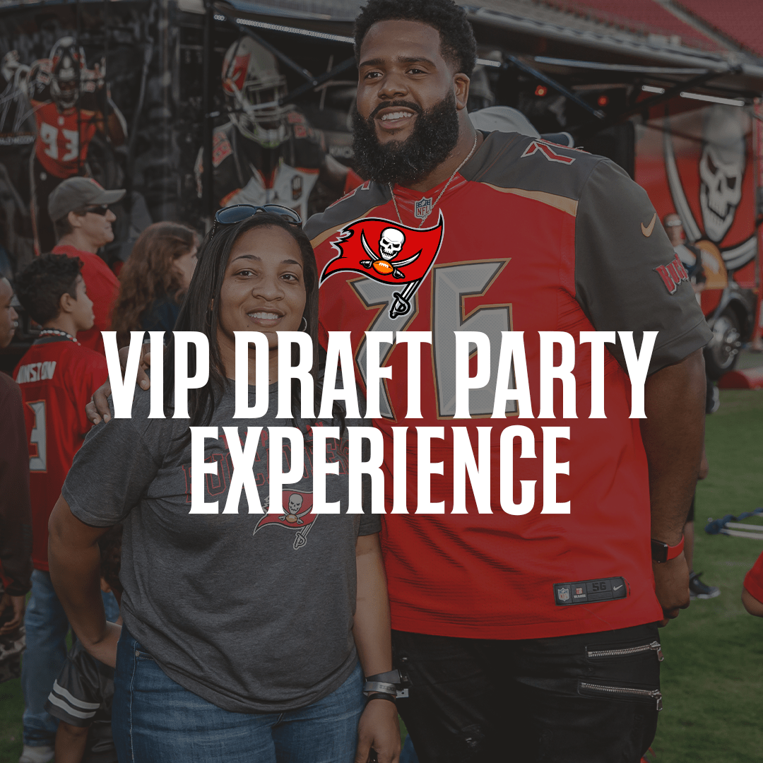 VIP Draft Party Experience