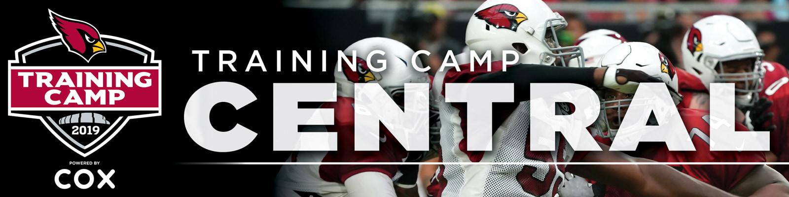 8287e2bf Cardinals Training Camp | Arizona Cardinals - AZCardinals.com