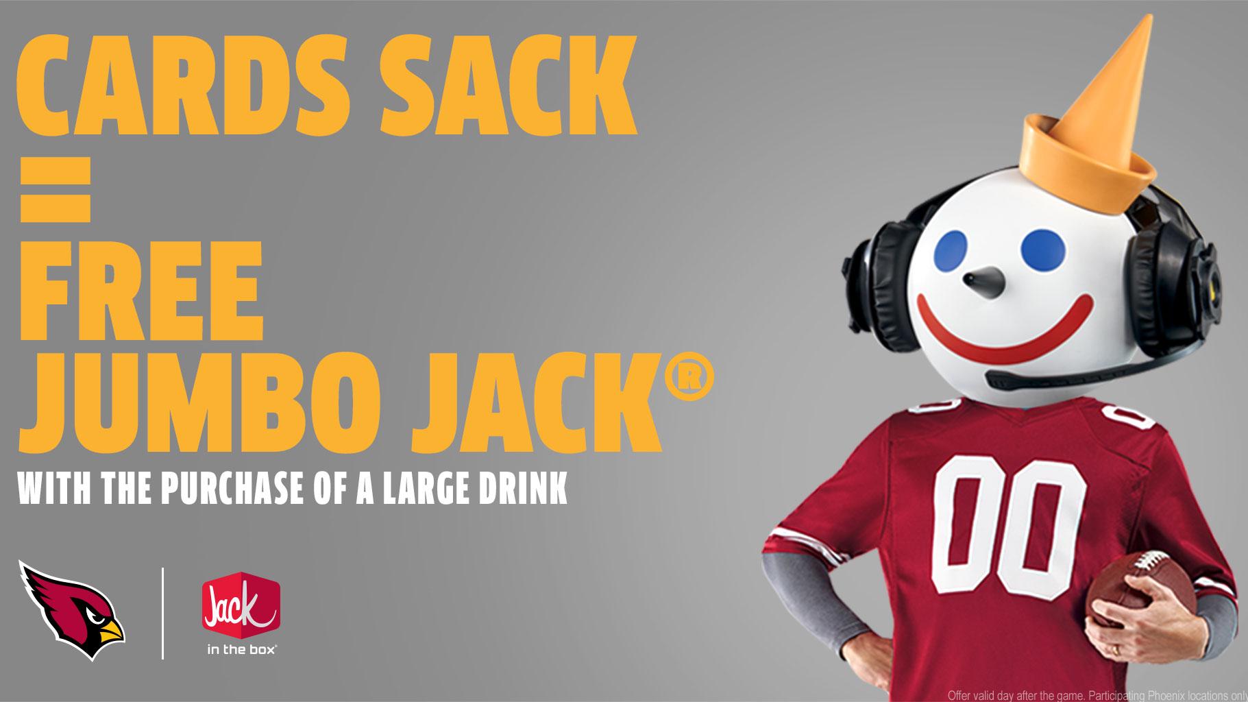 Jack In The Box Jumbo Jack