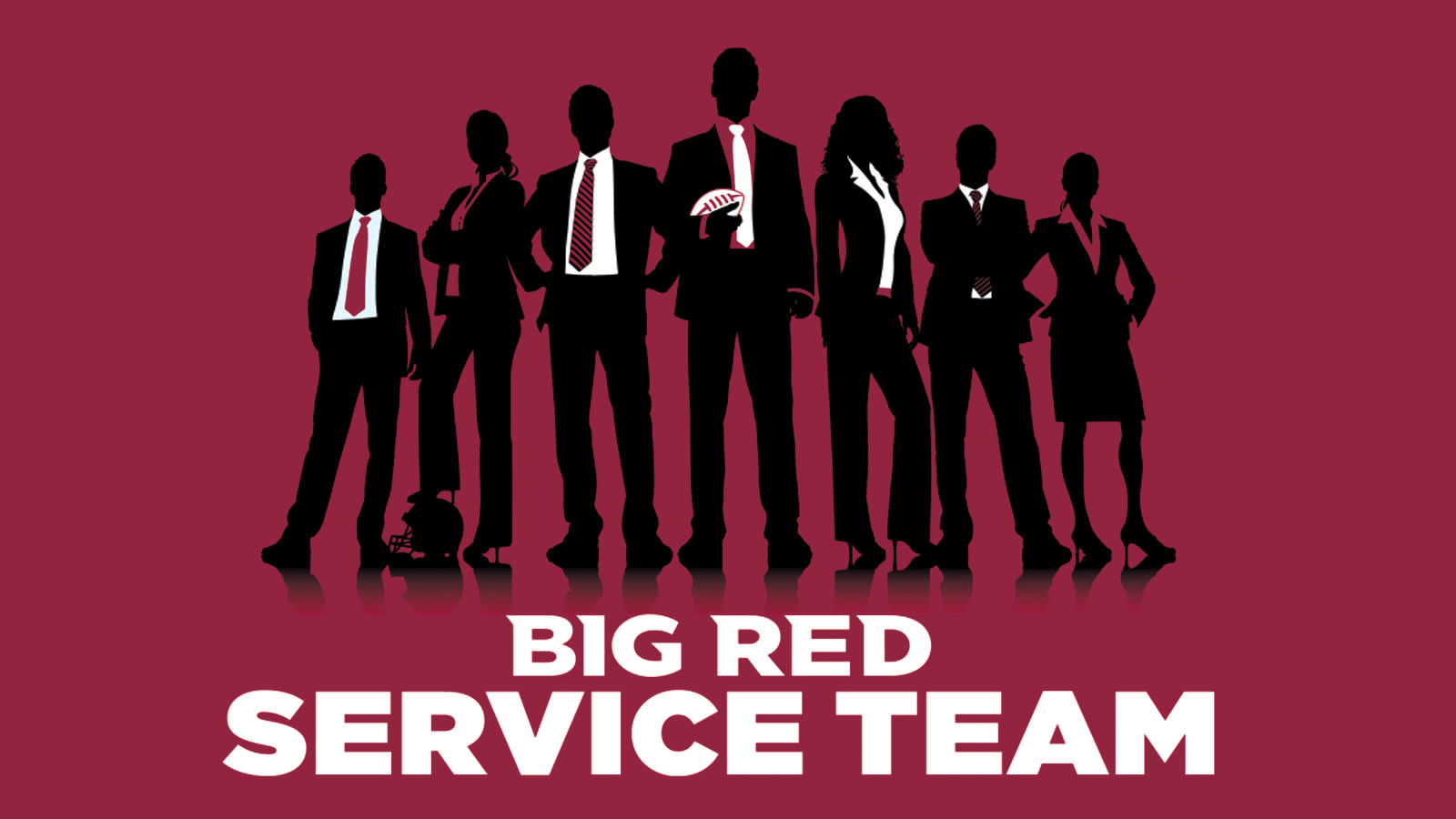 Big Red Service Team