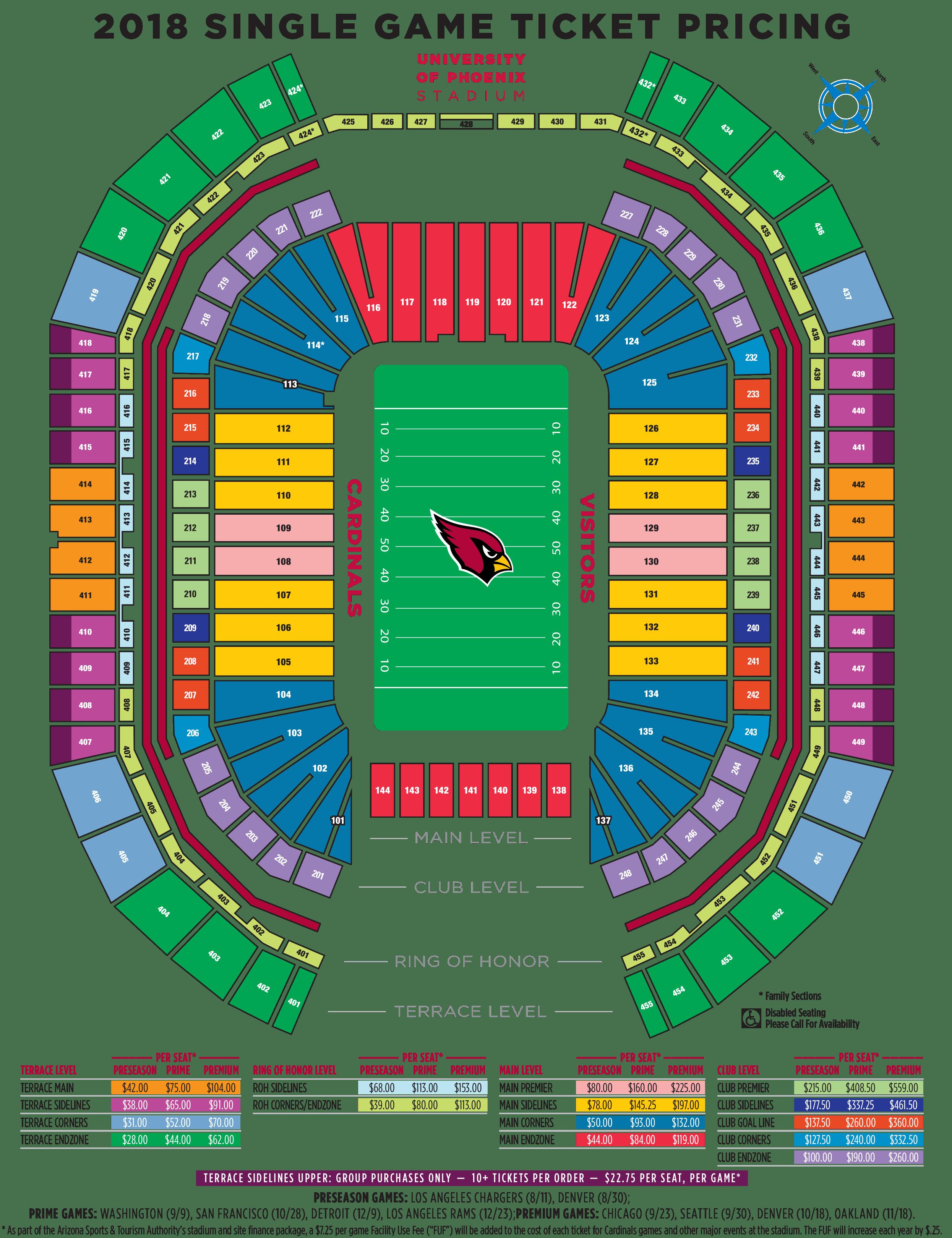 Cardinals official team website i arizona cardinals azcardinals com