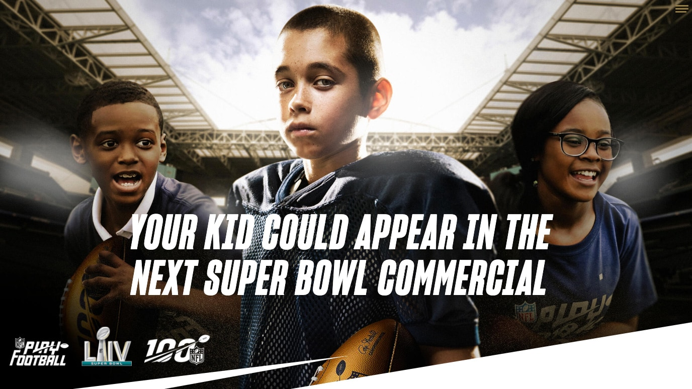 Next 100 Super Bowl Contest