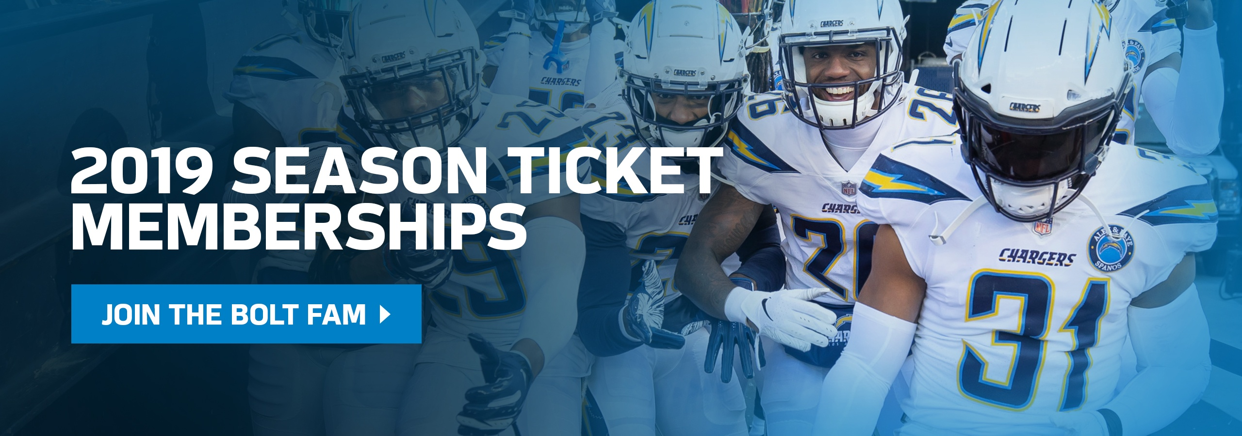 2019 Season Ticket Memberships: On Sale Now
