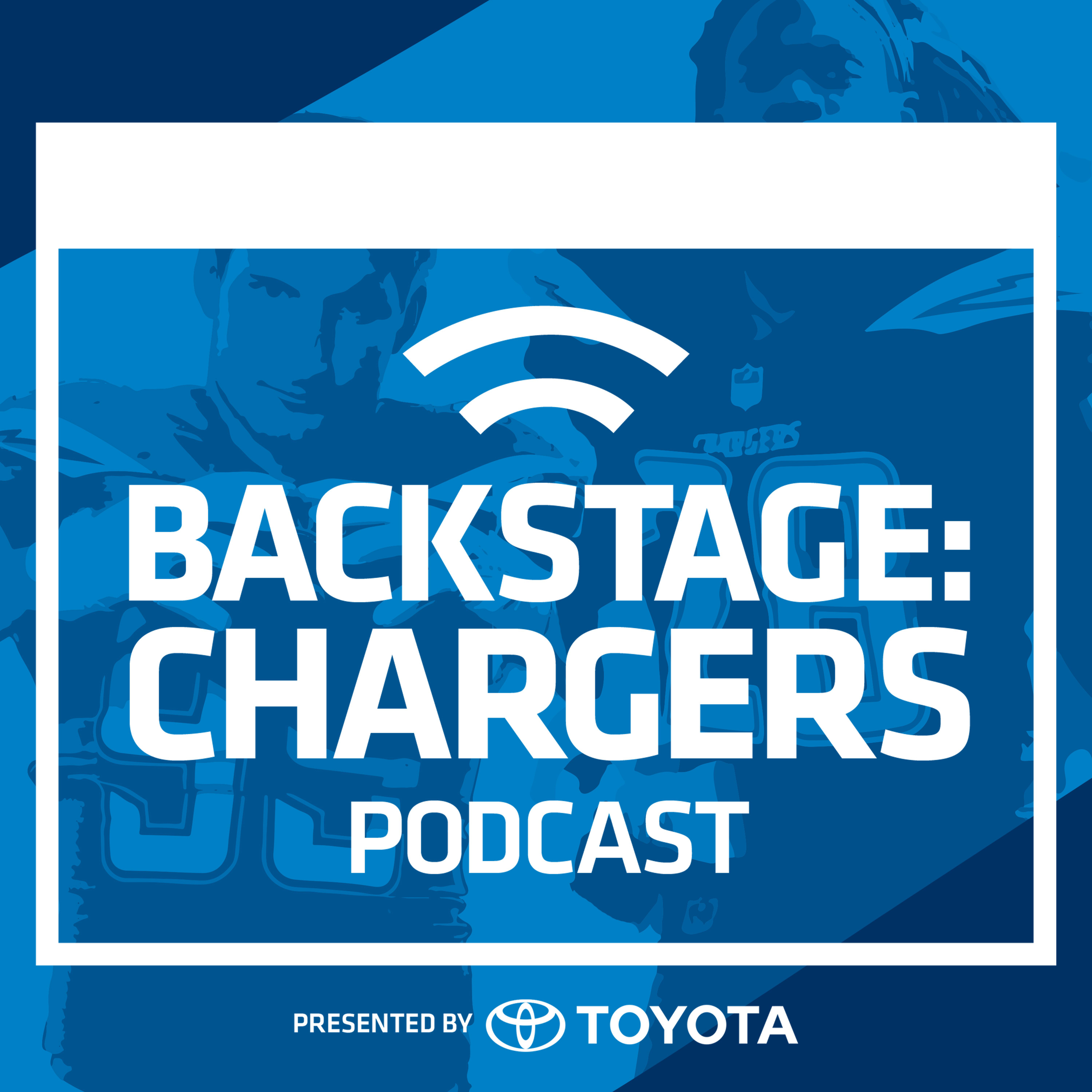 Backstage: Chargers Podcast presented by Toyota