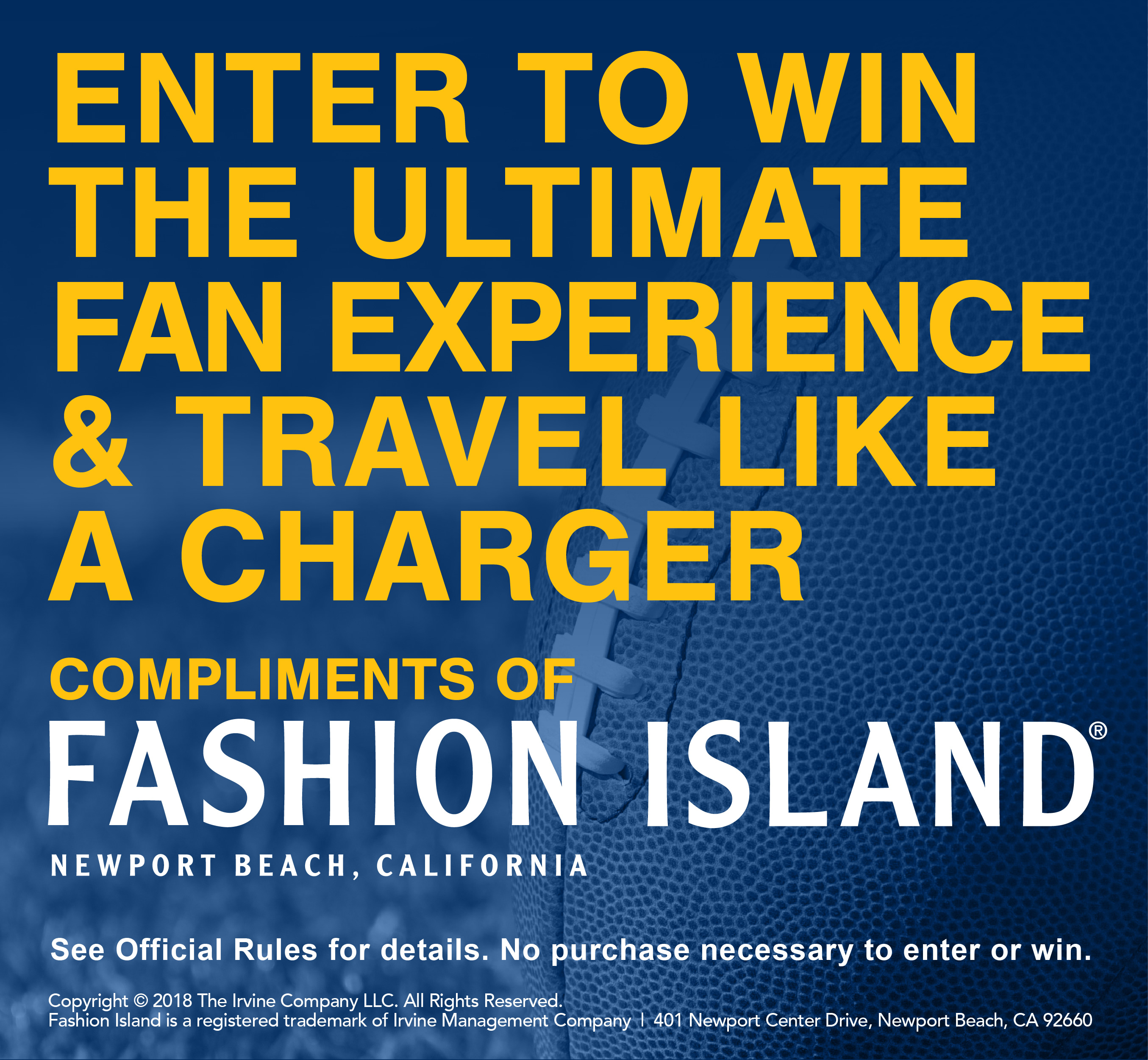 Enter to Win the Chance to Travel Like a Charger