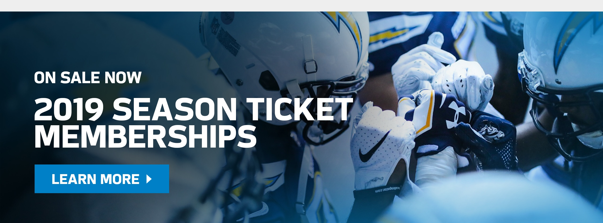 2019 Season Ticket Memberships: Learn More