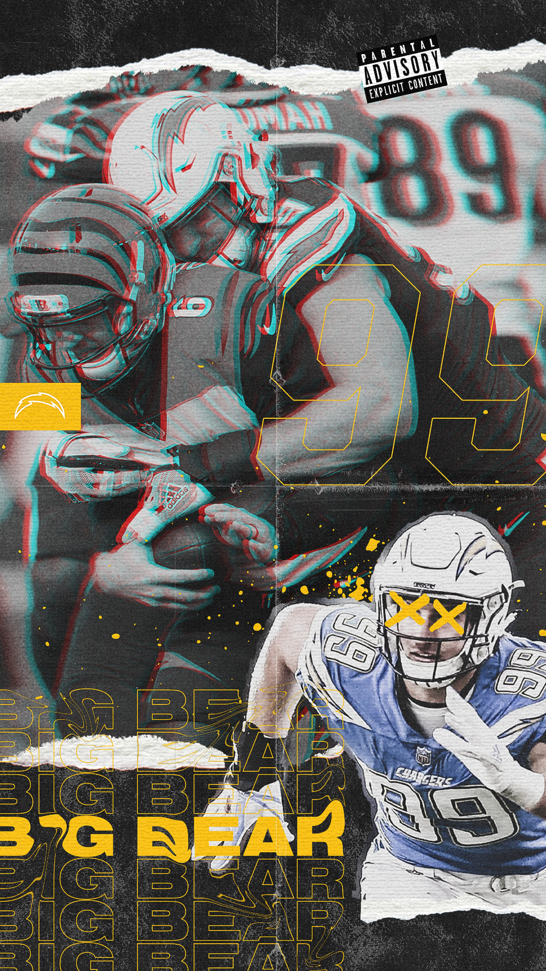 Chargers Wallpapers | Los Angeles Chargers - chargers com