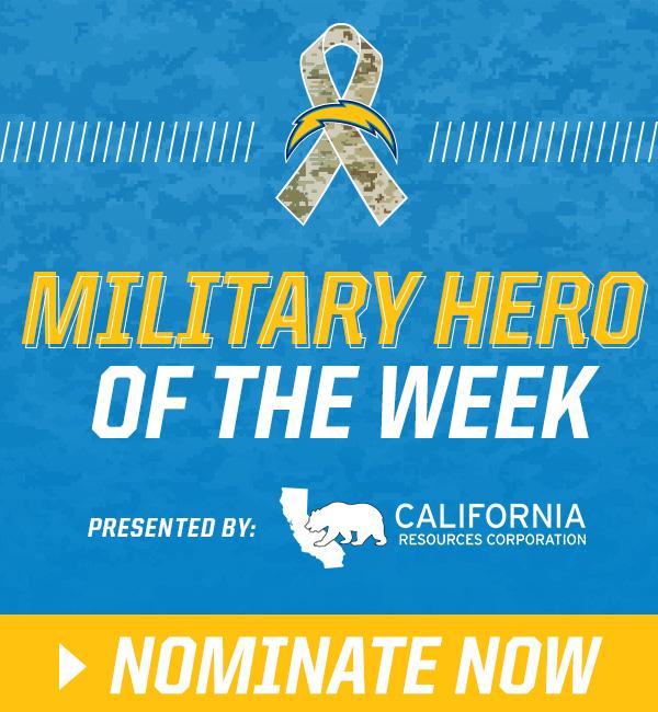 Military Hero of the Week
