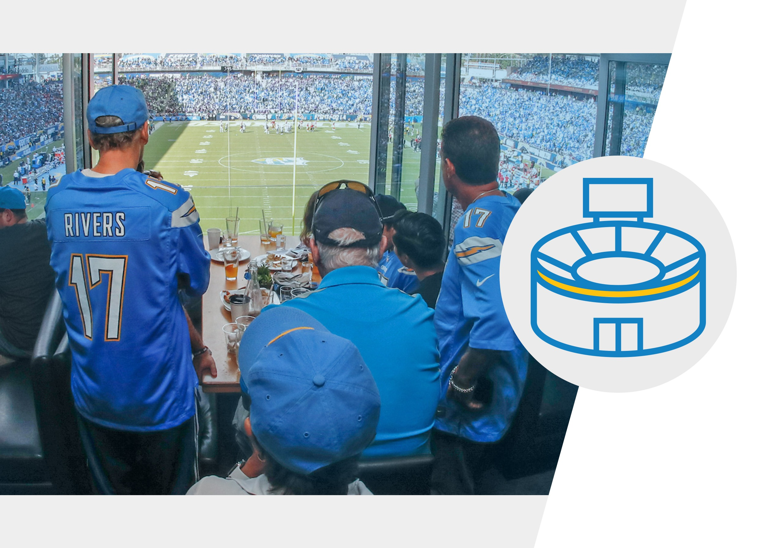 Los Angeles Chargers Premium Experiences | Los Angeles Chargers
